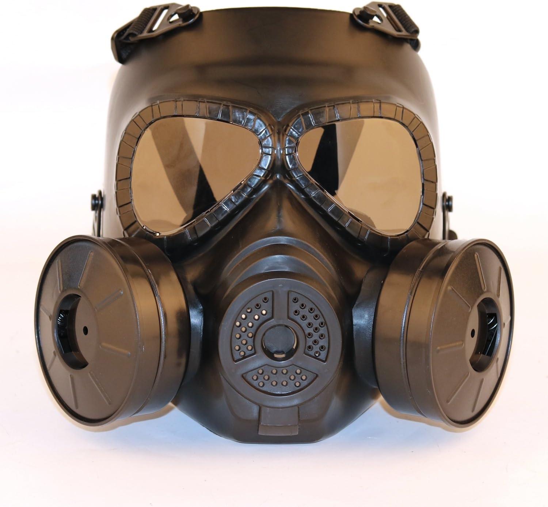 HaoYK - Gafas de sol tácticas para chupete, antiniebla, con doble ventilador y protección para airsoft