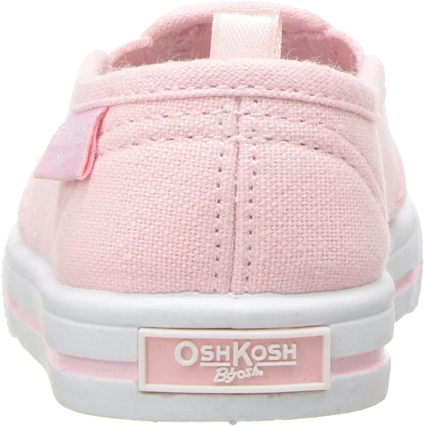 OshKosh BGosh Kids Donuts Girls Embroidered Slip-On Loafer Flat