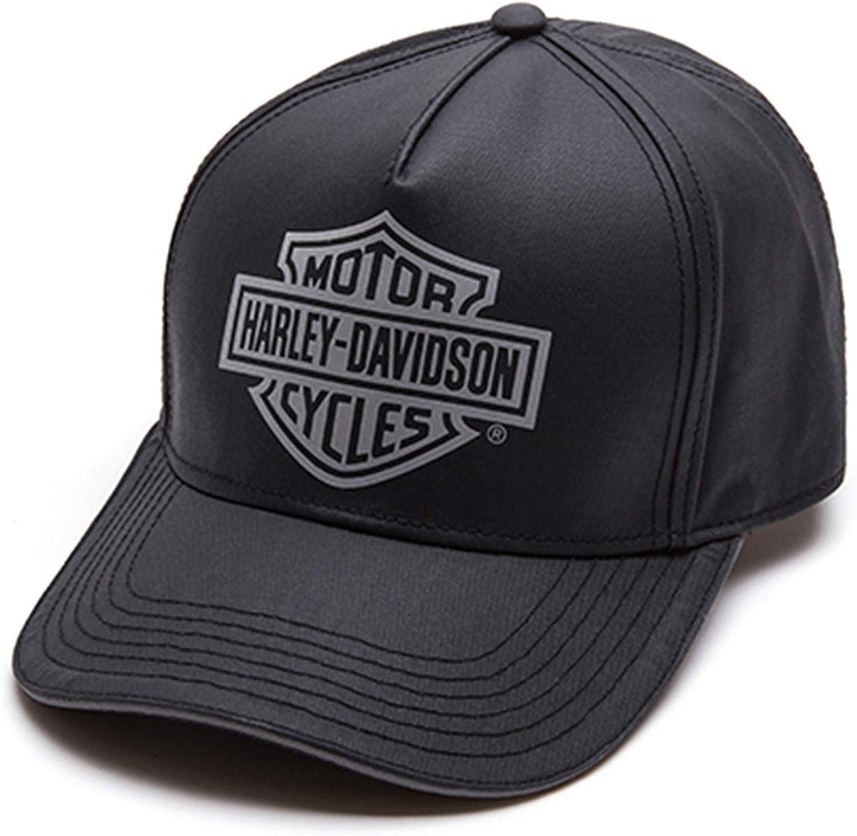 Harley-Davidson Casquette de baseball pour homme avec logo classique Noir