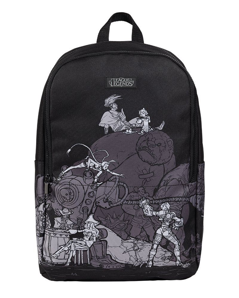 Riot Games League of Legends Official Backpack, Champions