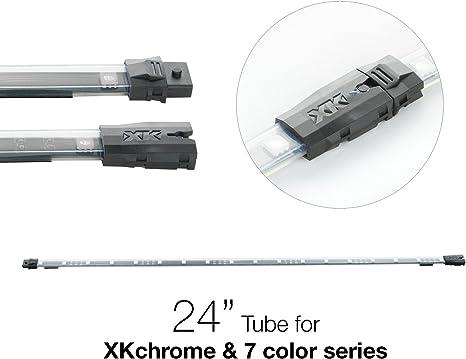 "XK Glow Accessories XKGLOW 12/"" Multi-Color Tube XK-4P-T-12"