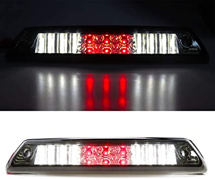 For Ford F150 2009-2014 LED Smoked Lens Tail Third Brake Cargo Light Stop Lamp