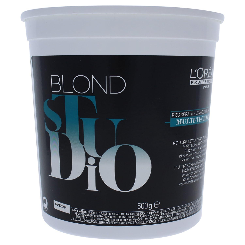 L'Oréal-Blond Studio Multi Tech Polvo decolorante 500 Grs 96325054