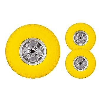 Set de dos neumáticos Bond Hardware de 25,4 cm para carros de