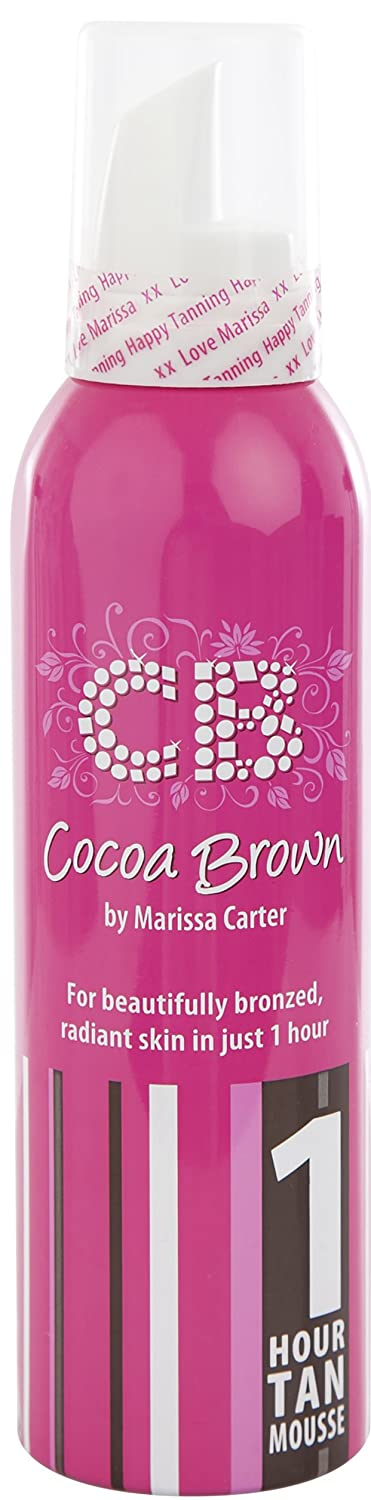 Cocoa Brown Tan 1 Hour Mousse 150 ml Sundrelle C1200