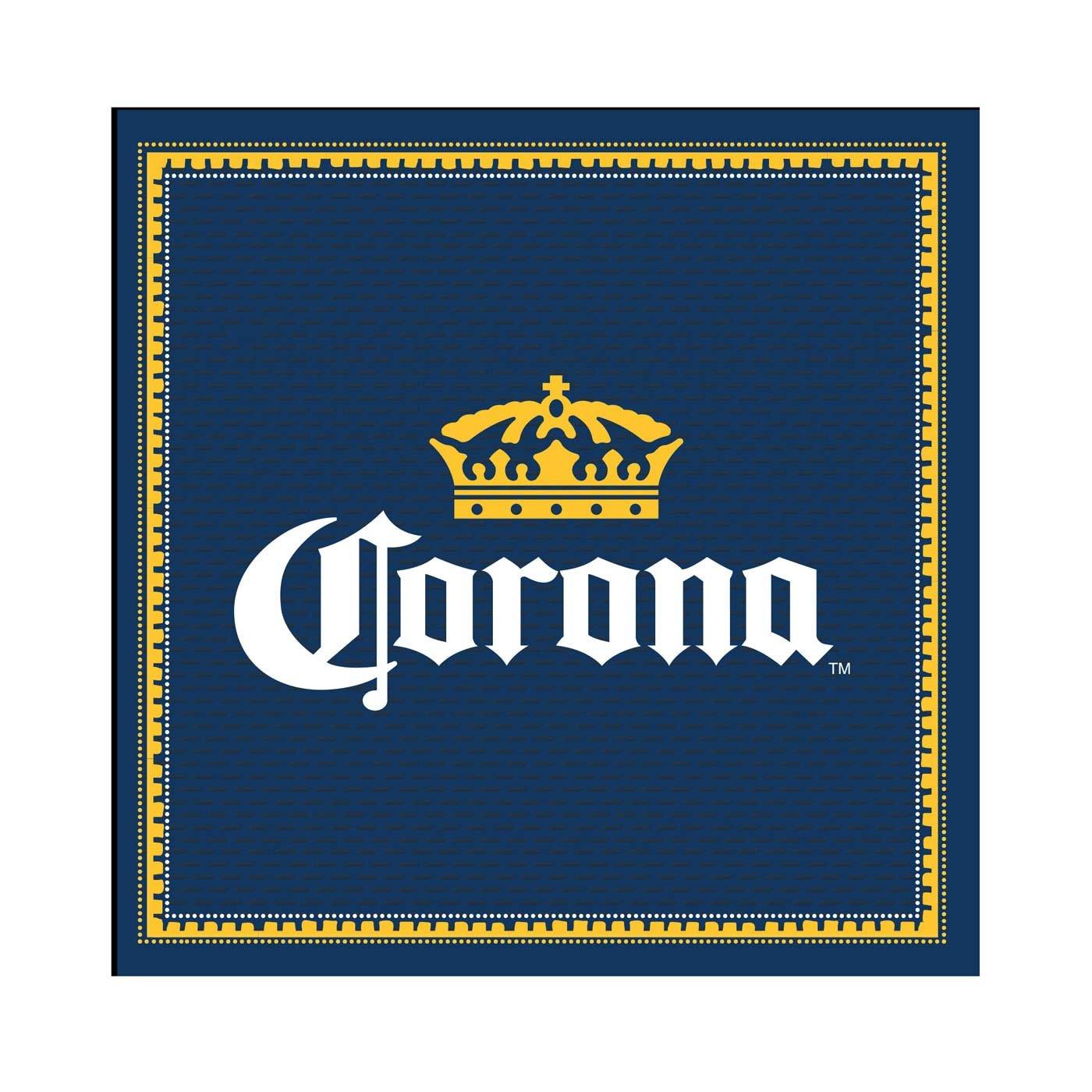 Corona Extra Large Bar Mat