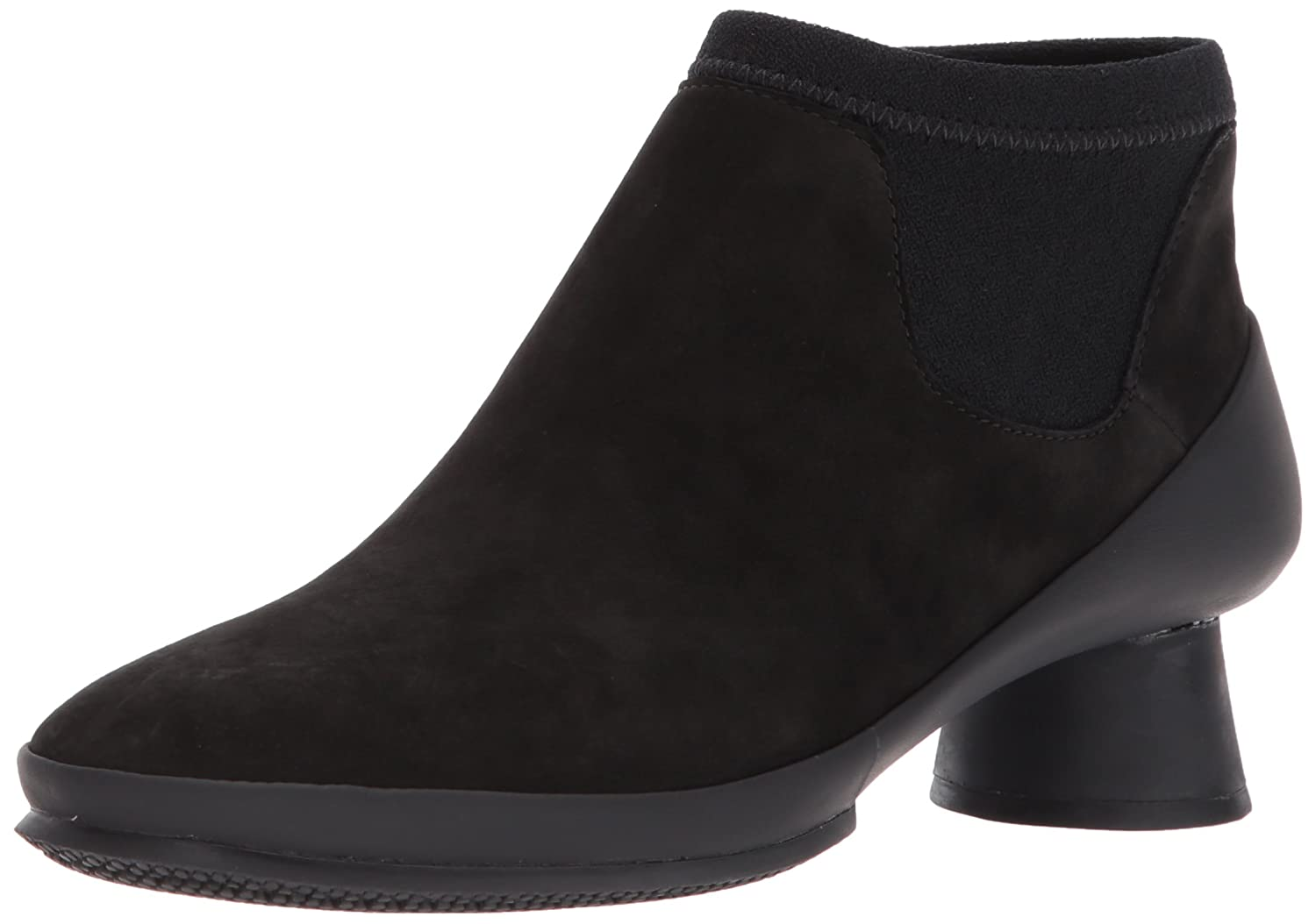 Camper Women's Alright K400218 Fashion Boot B01MRBJCEO 39 M EU (9 US)|Black Suede