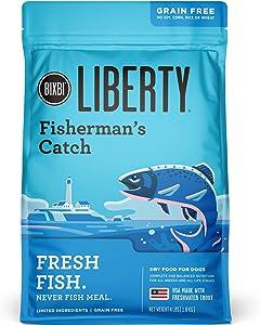 BIXBI Liberty Dry Dog Food   Multiple Flavor Options   4 & 22 lbs