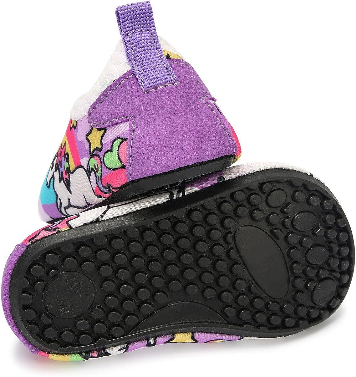 JIASUQI Baby Barefoot Swim Water Skin Shoes Calcetines Aqua para Piscina de nataci/ón en la Playa