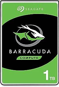 Seagate 1TB Barracuda Sata 6GB/s 128MB Cache 2.5-Inch 7mm Internal Hard Drive (ST1000LM048) 2.5 Internal Bare/OEM Drive
