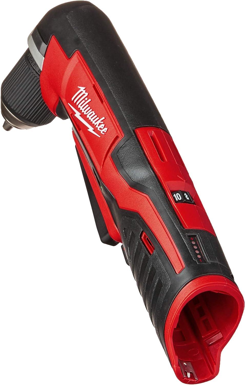 Cordless RA Drill Milwaukee 2415-20 3//8 in. 12V