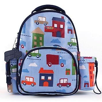 Penny Scallan Mini Rein Big City Kinderrucksack mit Sicherheitsleine