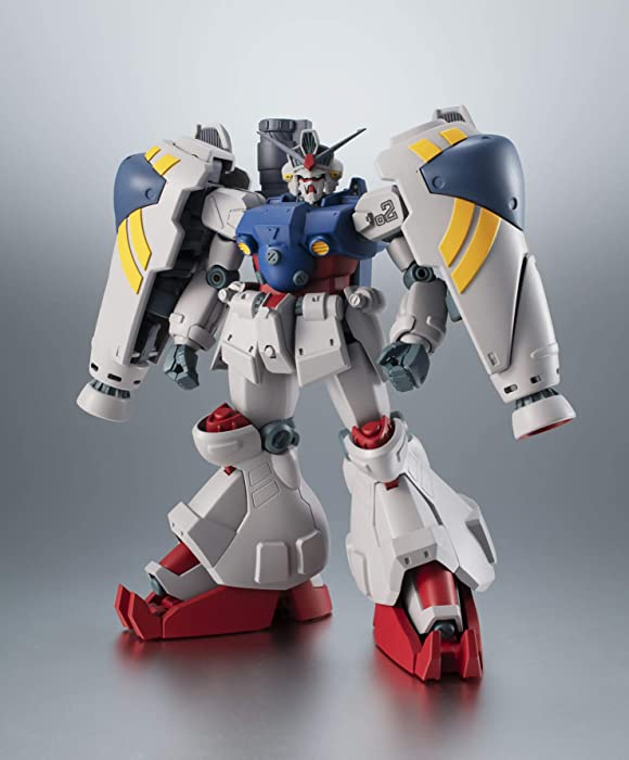 ROBOT魂 機動戦士ガンダム0083 [SIDE MS] RX-78GP02A ガンダム試作2号機 ver. A.N.I.M.E. 約130mm ABS&PVC製 塗装済み可動フィギュア