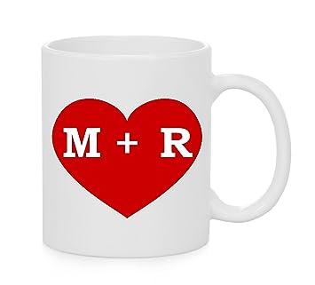 I Heart M R Love Official Mug