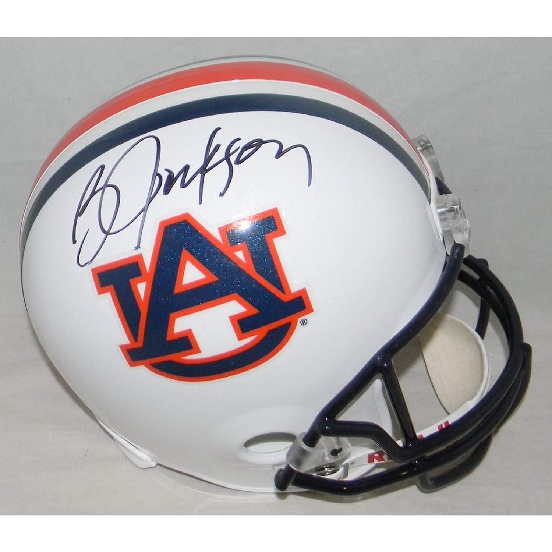 Bo Jackson Auburn Tigers Signed Autograph Full Size Helmet GTSM Holo /& JSA Witnessed Certified