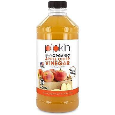 Vinagre de sidra de manzana vs vinagre de manzana
