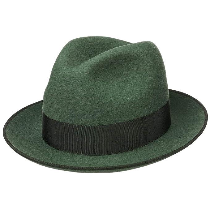 Sombreroshop Sombrero de Cazador Green Forest Verde Oscuro Caza: Amazon.es: Ropa y accesorios