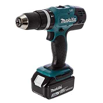 Includes 3.0Ah Battery Makita DHP453Z 18v Combi Drill