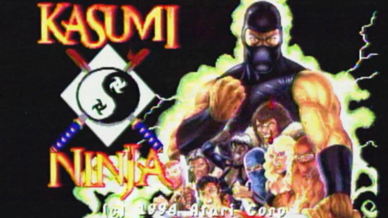 Classic Game Room - KASUMI NINJA Review on Atari Jaguar