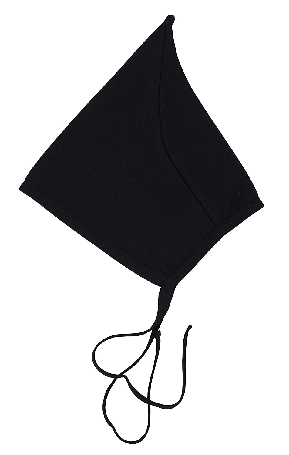 Amoureux Bebe Soft 100/% Cotton Reversible Double Lined Pixie Bonnet hat for Baby and Toddler