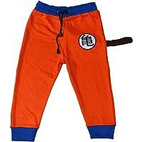 Conelly Baby Pantalón Goku Talla 2 años en algodón Peinado
