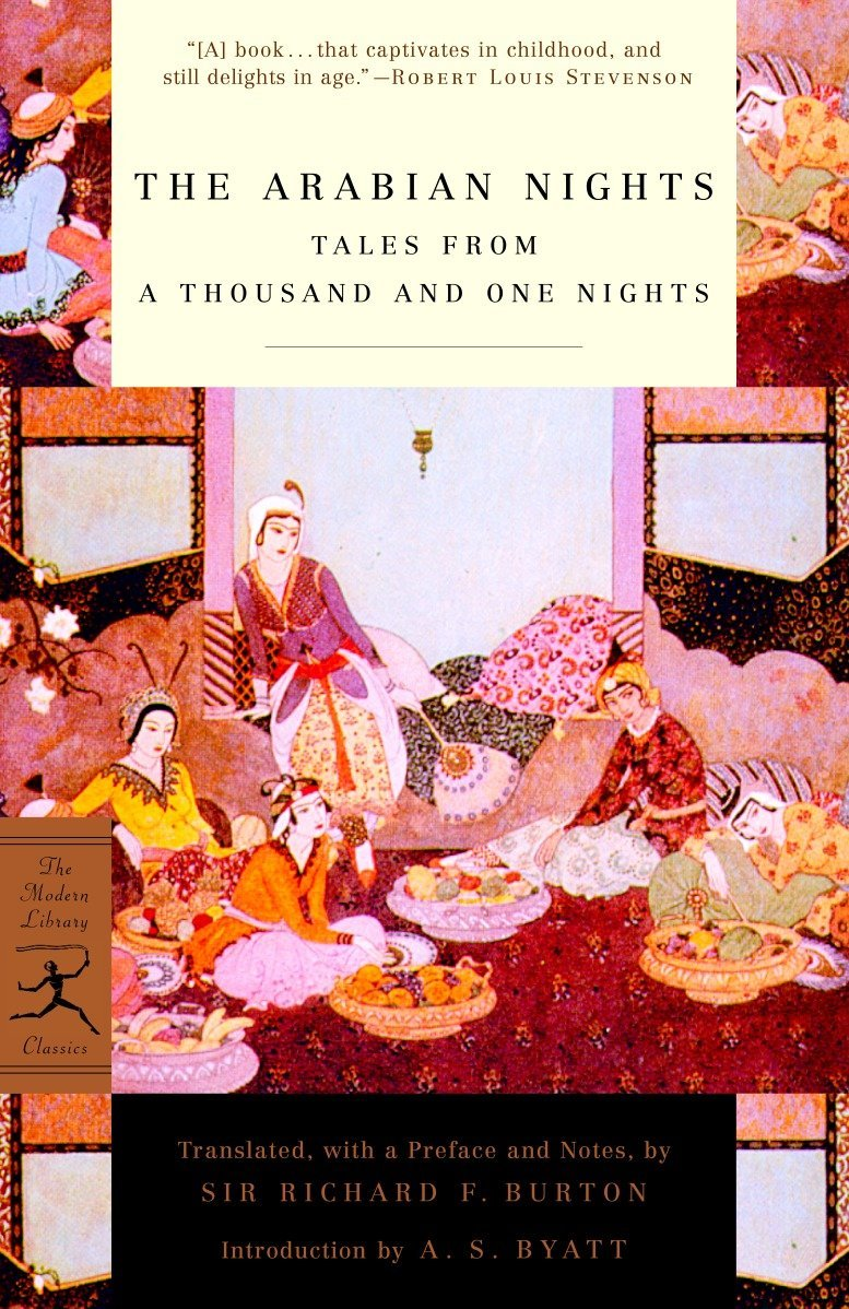 The Arabian Nights: Tales from a Thousand and One Nights (Modern ...