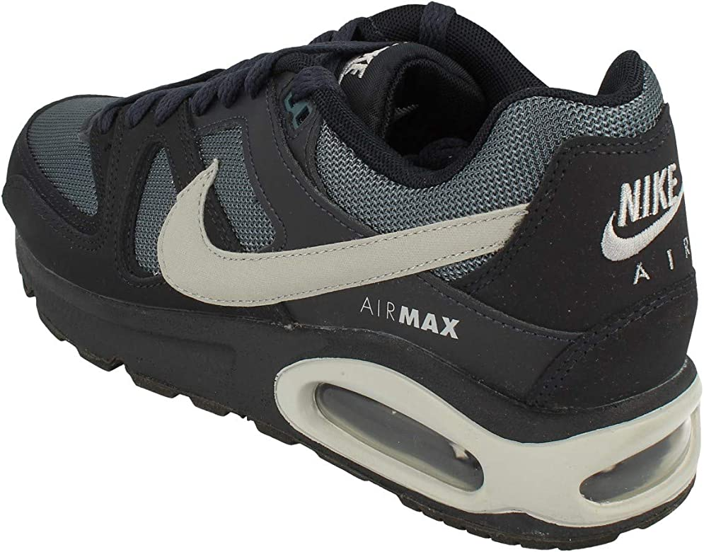 Nike Air Max Command - Zapatillas para hombre, color azul, talla 45.5: Amazon.es: Zapatos y complementos