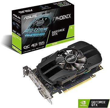 Asus Nvidia Geforce Gtx 1650 Phoenix Oc 4g Gaming Computer Zubehör
