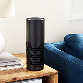 Certified Refurbished Amazon Echo
