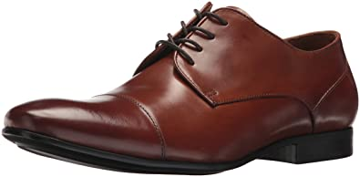 3a49077414917 Amazon.com | Kenneth Cole New York Men's Mix Oxford | Oxfords