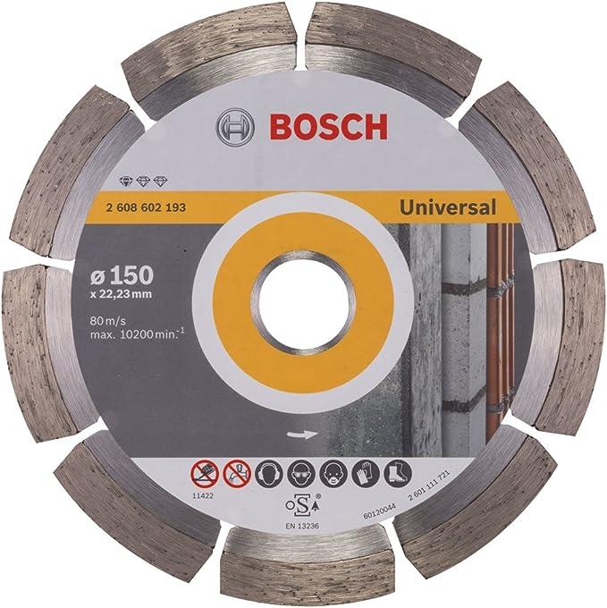 Bosch 2608603398/Trennscheibe flach Expert for Metal As 46/T BF 150/mm 1,6/mm