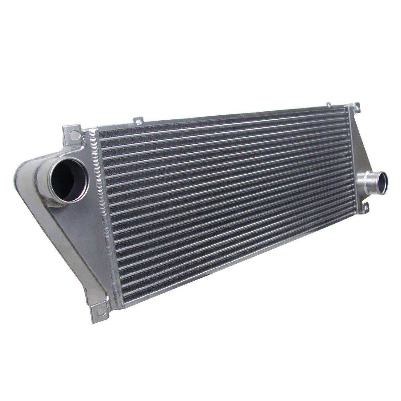 CoolingCare 56MM Aluminum Intercooler for 2002-06 Dodge/Mercedes-Benz/Freightliner Sprinter Van 2500 3500, VW LT 1996-06 Cooling Care