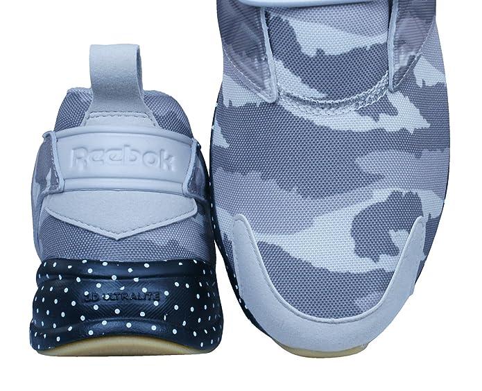 9718bb426cd989 Reebok Classic Furylite GM Beige Mens Trainers  Amazon.co.uk  Shoes   Bags