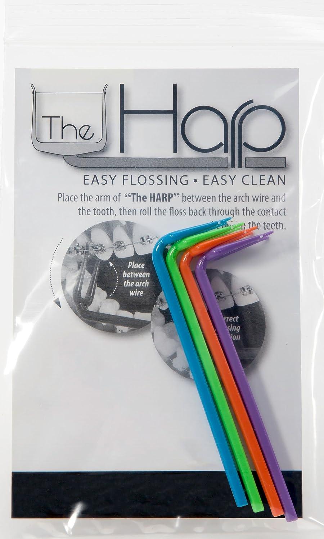Amazon.com : The Harp Orthodontic Reusable Flosser : Beauty