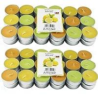 Hillfield - Velas de té, aroma de limones