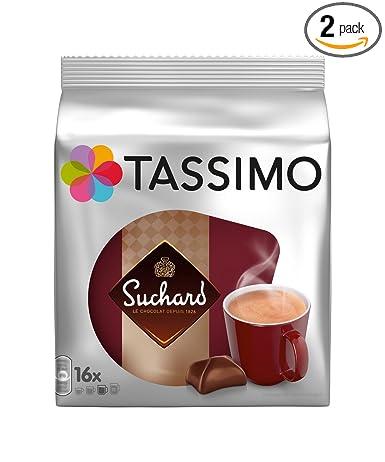 Jarabe de chocolate caliente, 3 paquetes T-Discs para ...