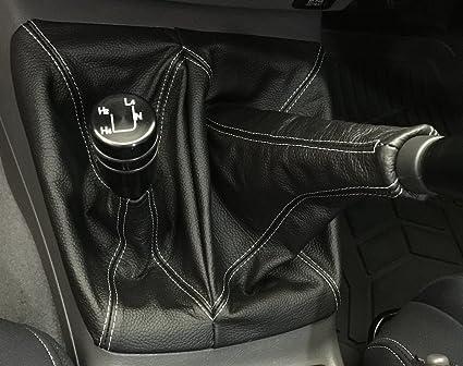 RedlineGoods Toyota Hilux 2005-15 bota/funda para palanca de cambios y 4WD de