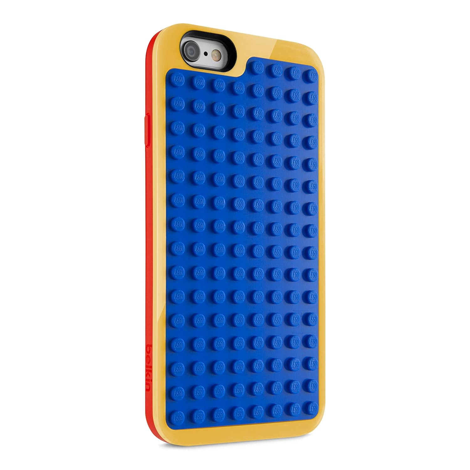 hot sale online ed2d1 9f633 Belkin LEGO Builder Case for iPhone 6 Plus and 6s Plus - Yellow