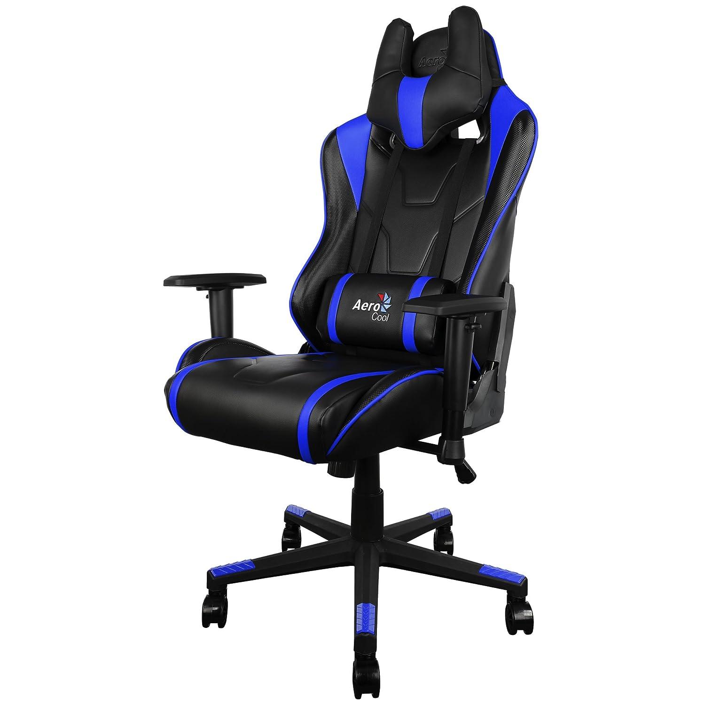 Ac220 Silla Y Altura Aerocool Profesionalinclinación Gaming uTlKc3F1J