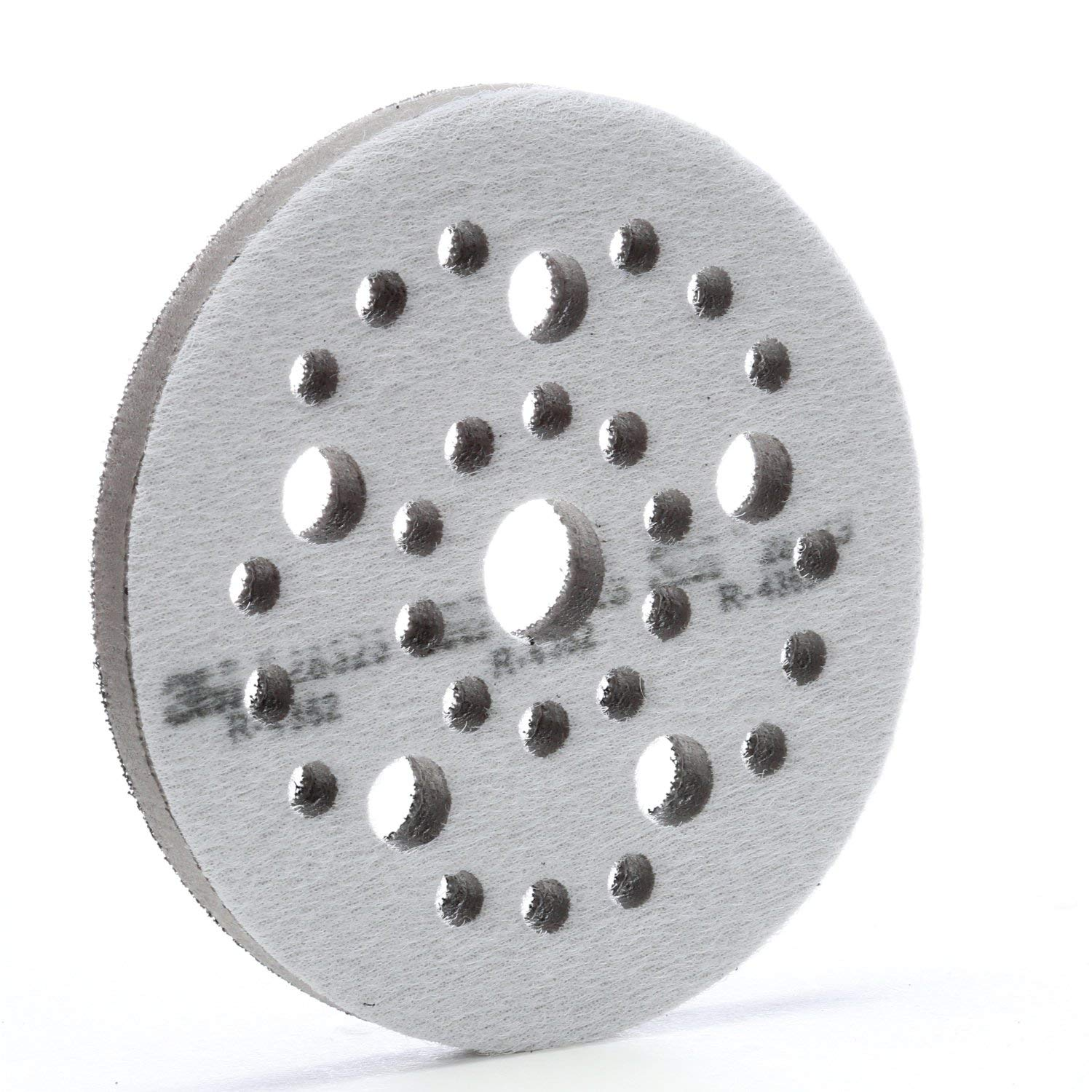 Pack of 1 3M Clean Sanding Soft Interface Disc Pad 28321 Hook and Loop 5 Diameter x 0.50 Thick