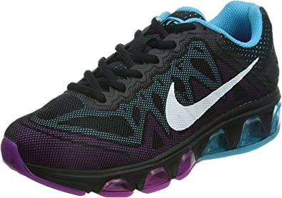 Nike Women's Air Max Tailwind 7 Running Shoe, Noir, 41 B(M