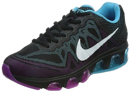 Nike Women's Air Max Tailwind 7 Running Shoe, Schwarz, 41 B