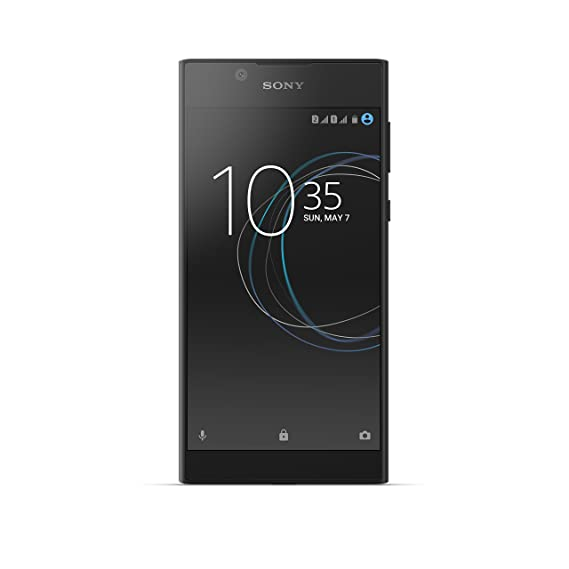 ea504926375357 Sony Xperia L1 SIM-Free Smartphone - Black: Amazon.co.uk: Electronics