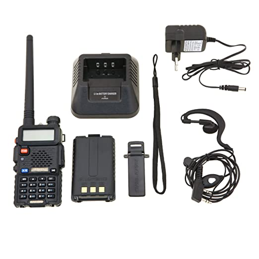 89 opinioni per Baofeng UV-5R Talkie walkie / Walkie-talkie Interphone ricetrasmettitore Two Way