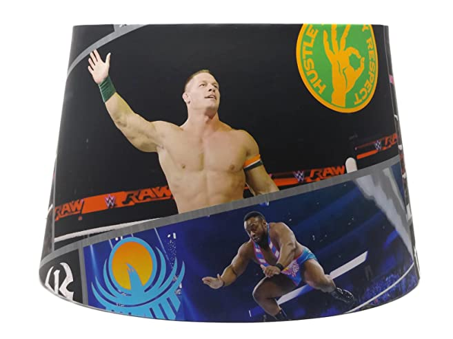 WWE Wrestling Lampshade or Ceiling Light Shade LARGE 13\