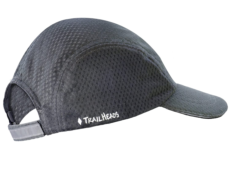 The Lightweight Quick Dry TrailHeads Race Day Performance Running Cap Sport Cap for Men