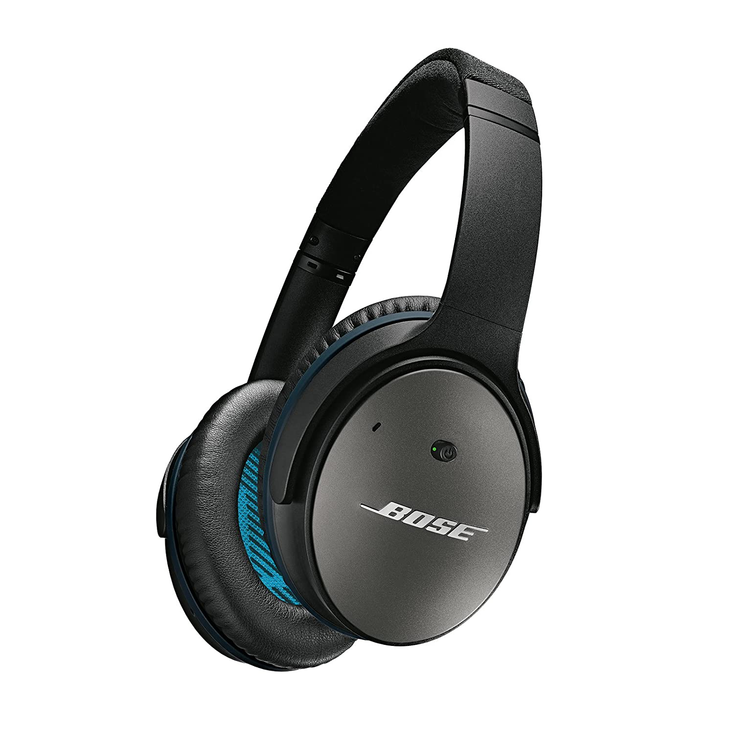 c76ceb0a0d0 Amazon.com: Bose QuietComfort 25 Acoustic Noise Cancelling Headphones for  Android devices - Black (Wired): Home Audio & Theater