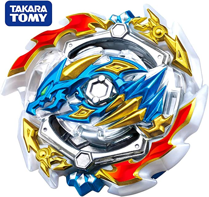 Beyblade Burst GT B-133D 3 IN 1 Starter Ace Dragon Toy Beyblade With Launcher