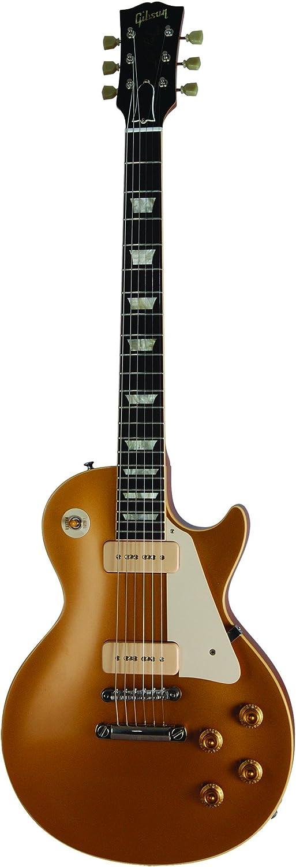 1956 Gibson Les Paul Goldtop Vos guitarra eléctrica, Oro antiguo ...