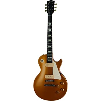 Gibson 1956 Les Paul Goldtop VOS Electric Guitar Antique Gold